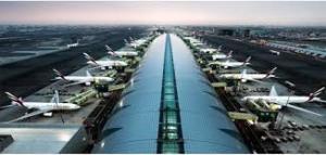 Dubai Bandara Terbesar di Dunia