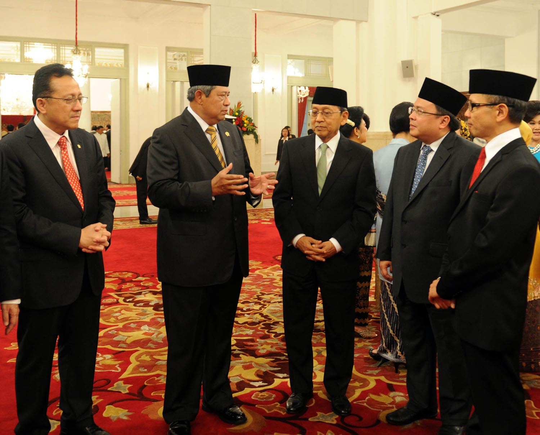 Mahendra Siregar Kepala BKPM, Soemantri Brodjonegoro Wakil Menteri Keuangan