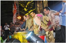 Tour de Singkarak 2013 Resmi Ditabuh