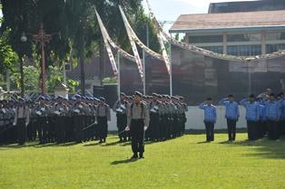 Upacara Peringatan Hari Kesaktian Pancasila di Sumatera Barat